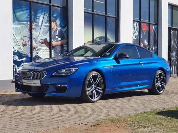 2017 BMW 6 Series 650i Coupe M Sport Auto Kwazulu Natal Richards Bay_0