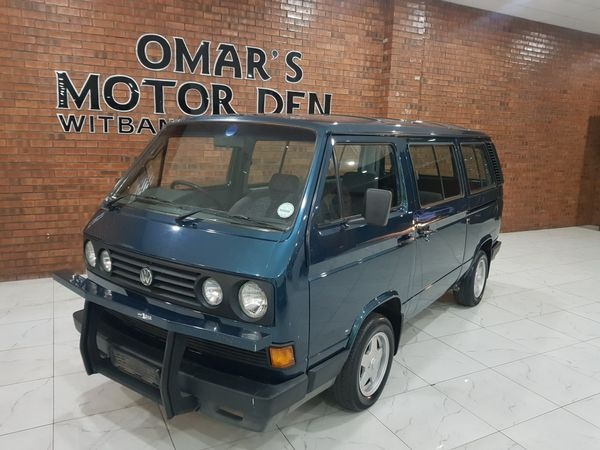 1998 Volkswagen Kombi Microbus 2.3 Ps  Mpumalanga Witbank_0