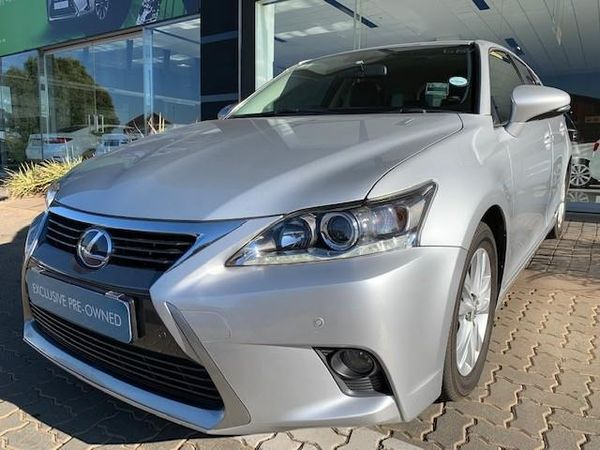 2014 Lexus CT S 5-Door Gauteng Roodepoort_0