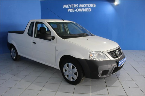 2018 Nissan NP200 1.6  Ac Safety Pack Pu Sc  Eastern Cape East London_0