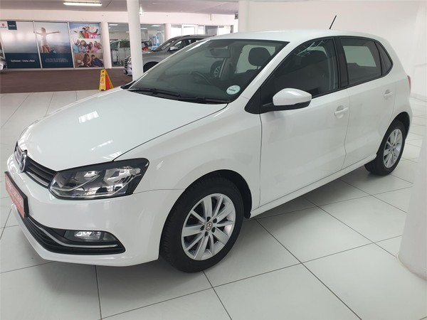 2015 Volkswagen Polo GP 1.2 TSI Comfortline 66KW Western Cape Table View_0