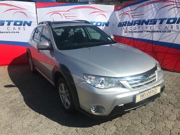 2012 Subaru XV 2.0r  Gauteng Bryanston_0