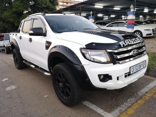 2015 Ford Ranger 2.2TDCi Double Cab Bakkie Gauteng Benoni_0