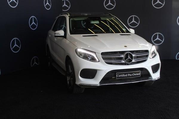 2018 Mercedes-Benz GLE-Class 350d 4MATIC Gauteng Johannesburg_0