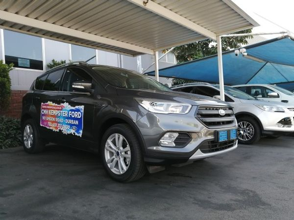 2019 Ford Kuga 1.5 Ecoboost Ambiente Kwazulu Natal Durban_0