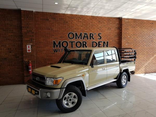 2019 Toyota Land Cruiser 79 4.5D PU DC V8 MANUAL  Mpumalanga Witbank_0