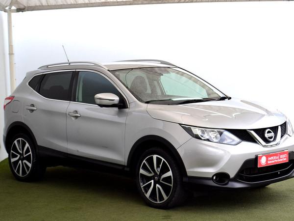 2015 Nissan Qashqai 1.5 dCi AcentaTechnoDesign Western Cape Milnerton_0