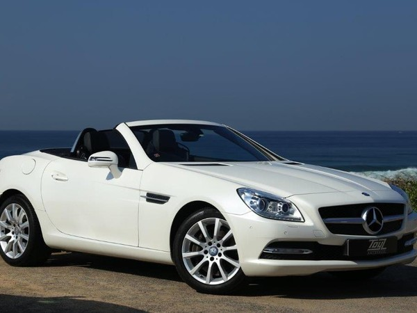 2011 Mercedes-Benz SLK-Class Slk 350 At  Kwazulu Natal Umhlanga Rocks_0