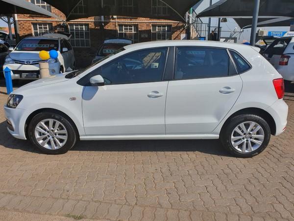 2018 Volkswagen Polo Vivo 1.4 Trendline 5-Door Gauteng Pretoria_0