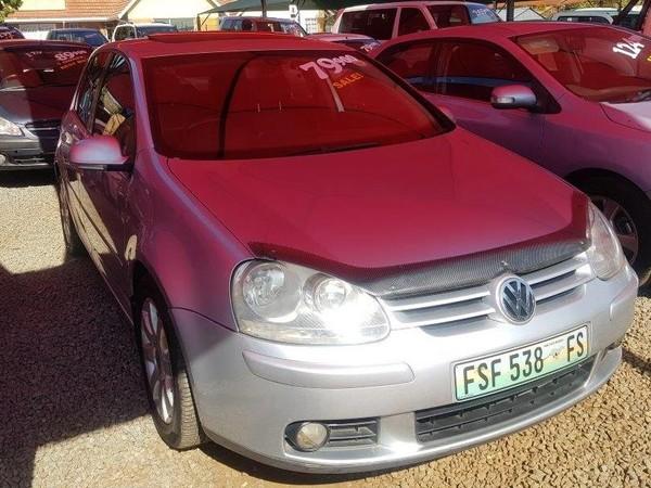 2005 Volkswagen Golf 2.0 Fsi Sportline  Gauteng Pretoria_0