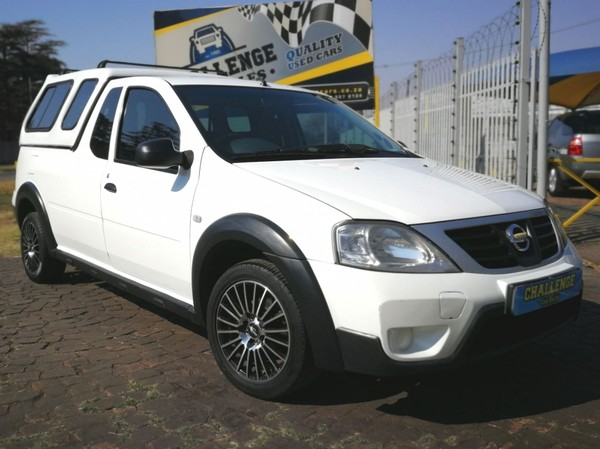 2012 Nissan NP200 1.6 Ac Pu Sc  Gauteng Brakpan_0