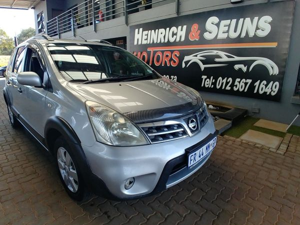 2012 Nissan Livina 1.6 Acenta X-gear  Gauteng Pretoria_0