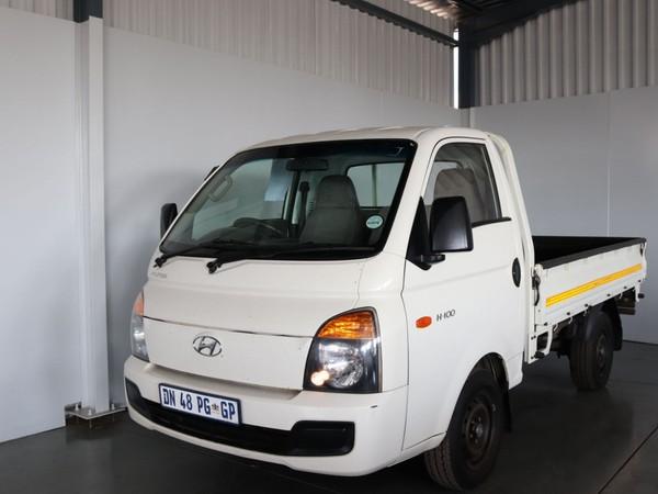 2015 Hyundai H100 Bakkie 2.6d Fc Ds  Gauteng Springs_0