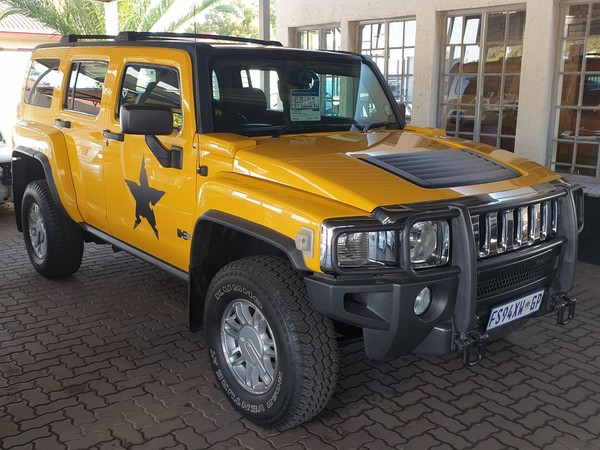2007 Hummer H3 Luxury At  Gauteng Centurion_0