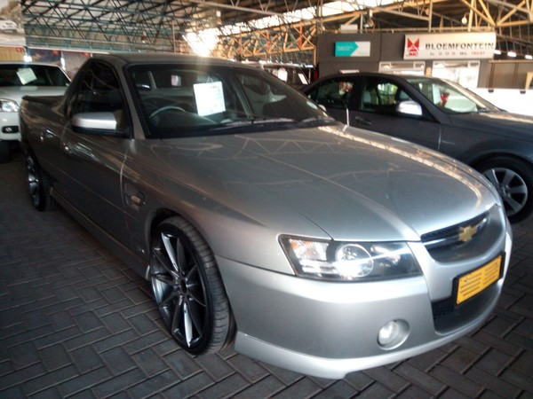 2007 Chevrolet Lumina Ss 6.0 Ute Pu Sc  Free State Bloemfontein_0