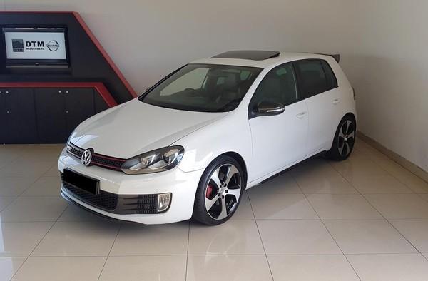 2009 Volkswagen Golf Vi Gti 2.0 Tsi  Western Cape Strand_0
