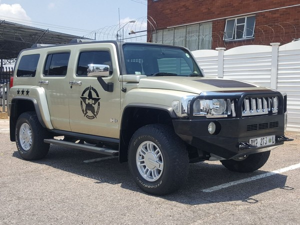 2009 Hummer H3 Luxury At  Gauteng Pretoria_0