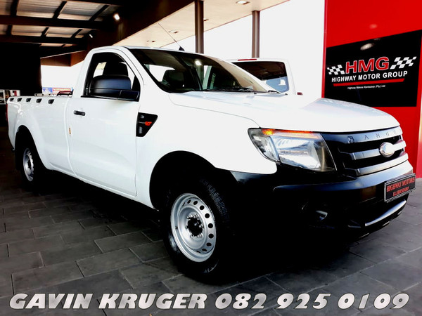 2013 Ford Ranger 2.5i Pu Sc  North West Province Klerksdorp_0