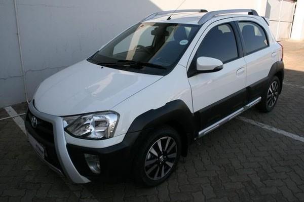 2016 Toyota Etios Cross 1.5 Xs 5Dr Gauteng Roodepoort_0
