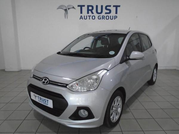 2017 Hyundai Grand i10 1.25 Fluid Western Cape Cape Town_0