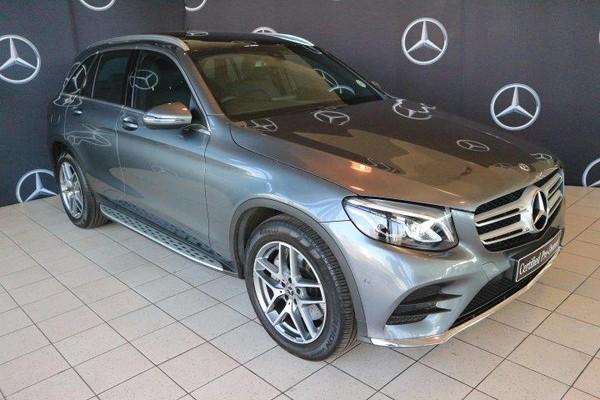 2018 Mercedes-Benz GLC 350d Gauteng Johannesburg_0