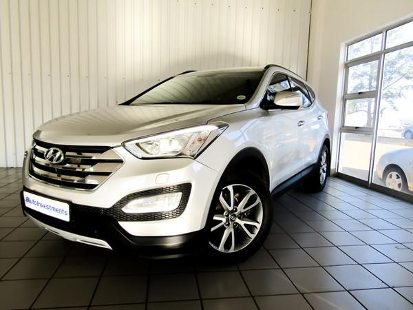 2015 Hyundai Santa Fe R2.2 Awd Elite 7s At  Mpumalanga Middelburg_0