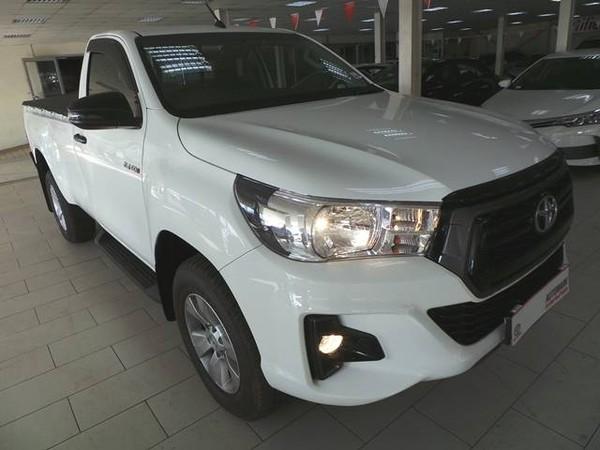 2019 Toyota Hilux 2.4 GD-6 SRX 4X4 Single Cab Bakkie Gauteng Alberton_0