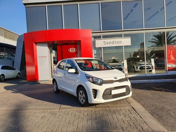 2017 Kia Picanto 1.0 Start Gauteng Sandton_0