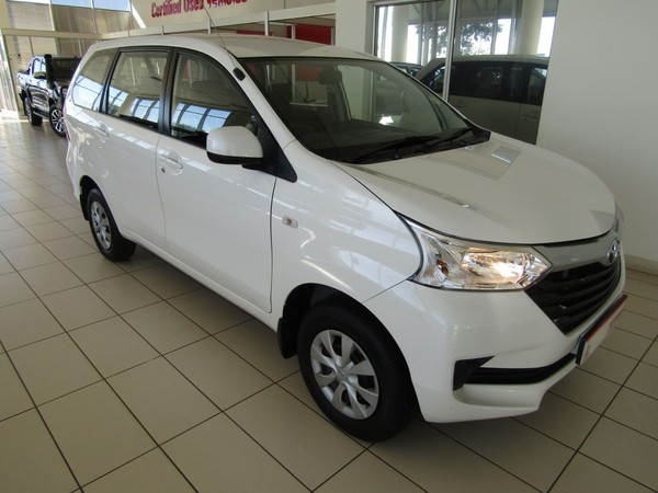 2017 Toyota Avanza 1.5 SX Auto Gauteng Lenasia_0