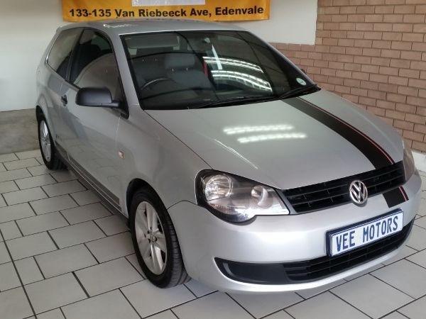 2012 Volkswagen Polo Vivo 1.6 Gt 3dr Gauteng Edenvale_0