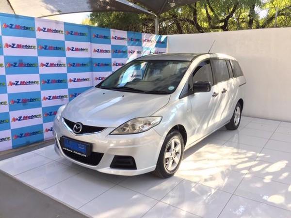 2010 Mazda 5 2.0 Original 6sp  Gauteng Pretoria_0