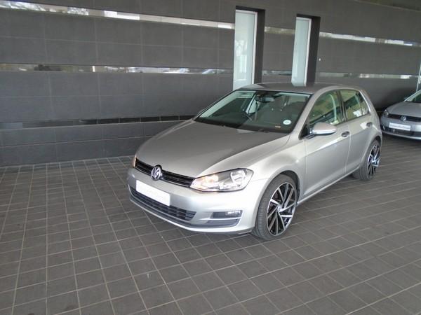 2014 Volkswagen Golf Vii 1.2 Tsi Trendline  Gauteng Four Ways_0