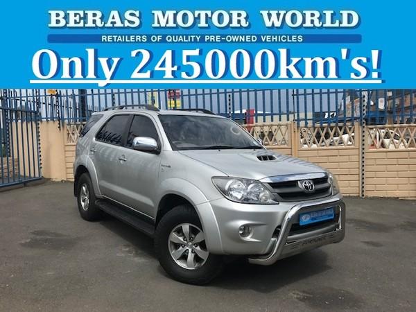 2007 Toyota Fortuner 3.0d-4d Rb 4x4  Gauteng Edenvale_0