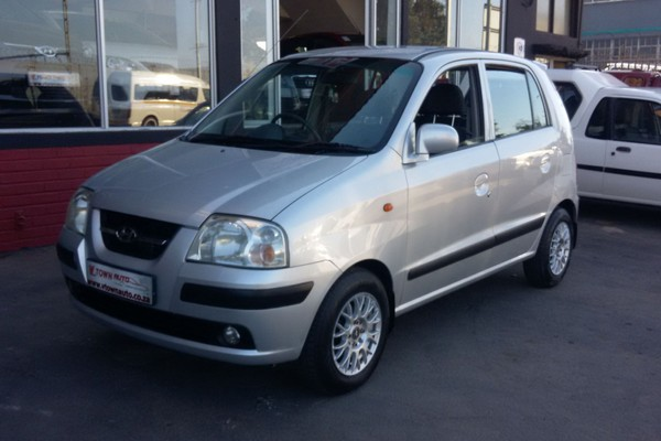 2007 Hyundai Atos Prime GLS...Fuel Saver Kwazulu Natal Durban_0