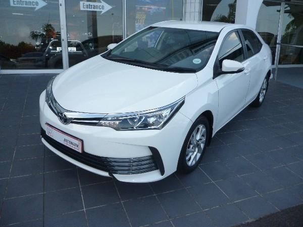 2018 Toyota Corolla 1.4D Prestige Kwazulu Natal Durban North_0
