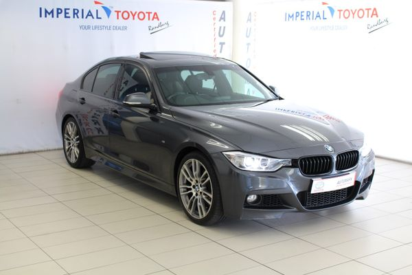 2014 BMW 3 Series 320i M Sport Line At f30  Gauteng Randburg_0