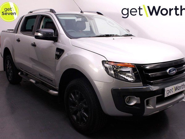 2015 Ford Ranger 3.2TDCi Wildtrak Automatic Double Cab Western Cape Milnerton_0