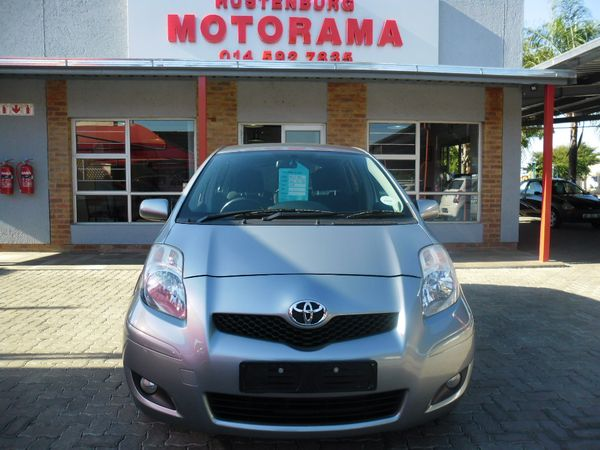 2011 Toyota Yaris T3 5dr  North West Province Rustenburg_0