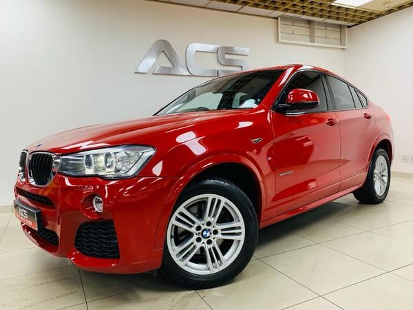2016 BMW X4 2.0d XDRIVE20D M SPORT AUTO 69000KMS  Gauteng Benoni_0