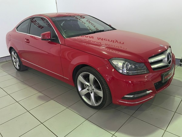 2015 Mercedes-Benz C-Class C250 Be Coupe At  Gauteng Pretoria_0