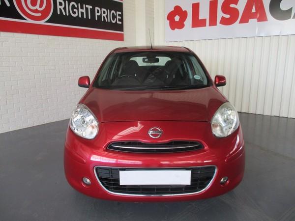 2012 Nissan Micra 1.5 Tekna 5dr d85  Gauteng Johannesburg_0