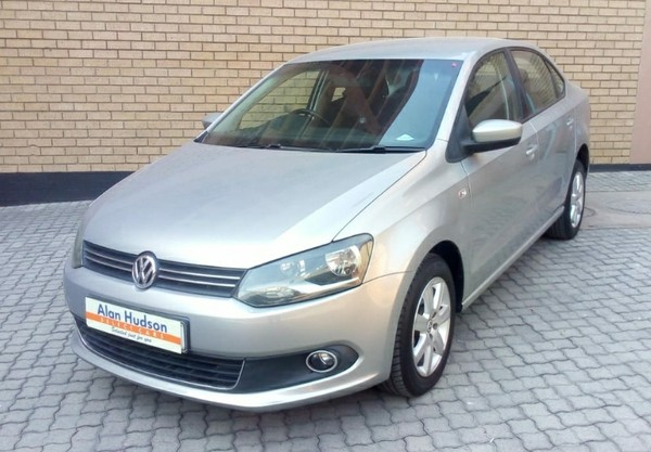 2013 Volkswagen Polo 1.6 Comfortline Tip  Mpumalanga Nelspruit_0
