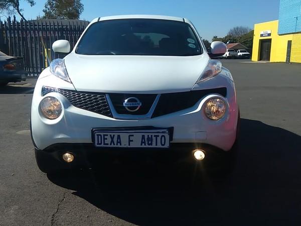 2012 Nissan Juke 1.6 Acenta  Gauteng Bramley_0