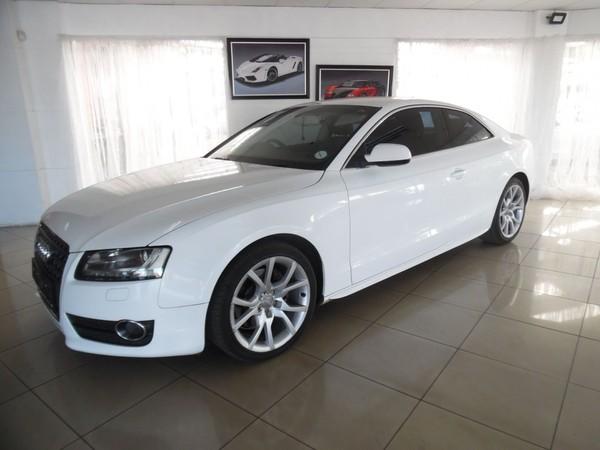 2009 Audi A5 2.0t Fsi  Gauteng Johannesburg_0