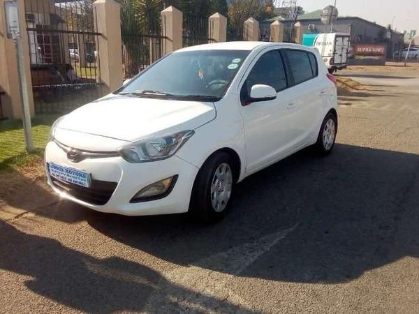 2014 Hyundai i20 1.6  Gauteng Kempton Park_0