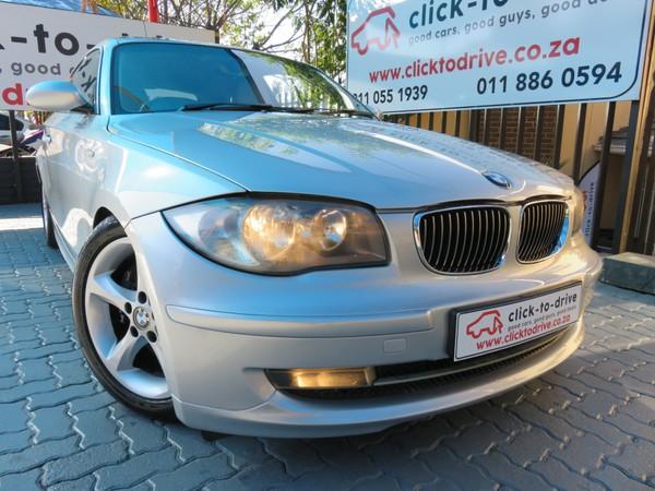 2009 BMW 1 Series 130i 3dr Last of the greats. very clean. Gauteng Randburg_0