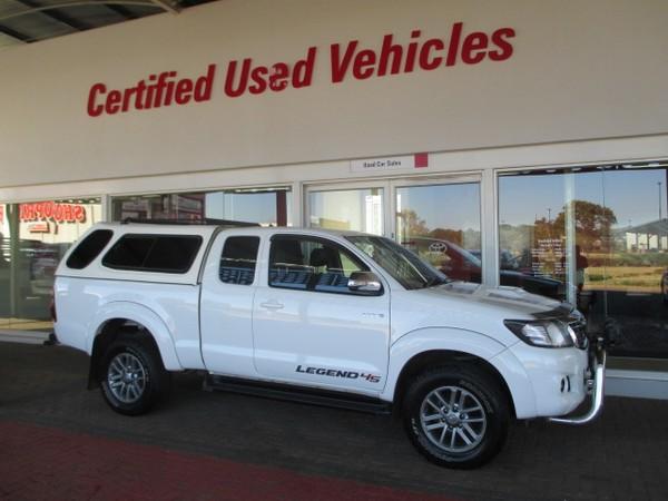 2015 Toyota Hilux 3.0D-4D LEGEND 45 XTRA CAB PU Limpopo Limpopo_0