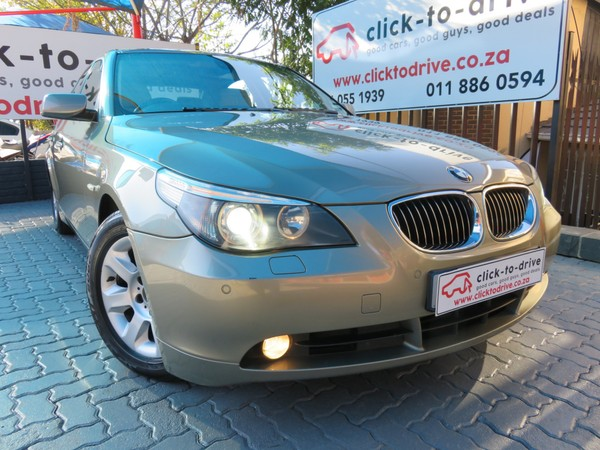 2005 BMW 5 Series 530d At Full house lots of extras. Gauteng Randburg_0
