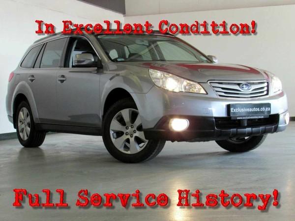 2011 Subaru Outback 2.5i Premium Cvt  Gauteng Pretoria_0