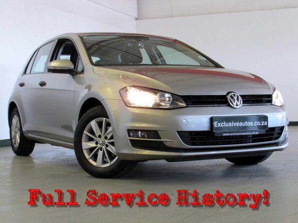 2015 Volkswagen Golf Vii 1.2 Tsi Trendline  Gauteng Pretoria_0